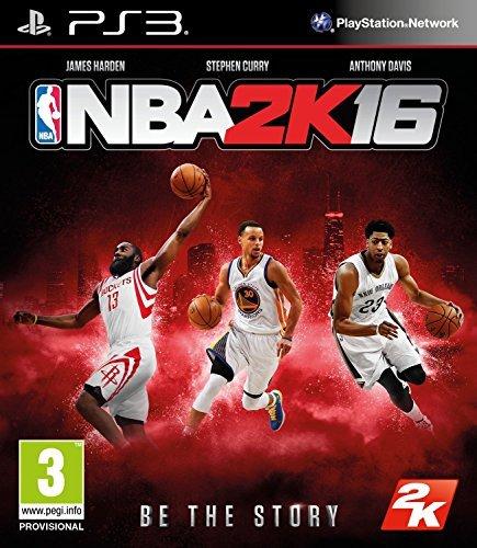 51J0Dlz3BTL - NBA 2K16 PS3