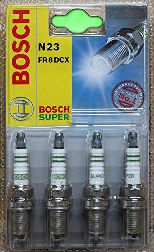 Bujías FR8DCX, contenido:4 unidades.