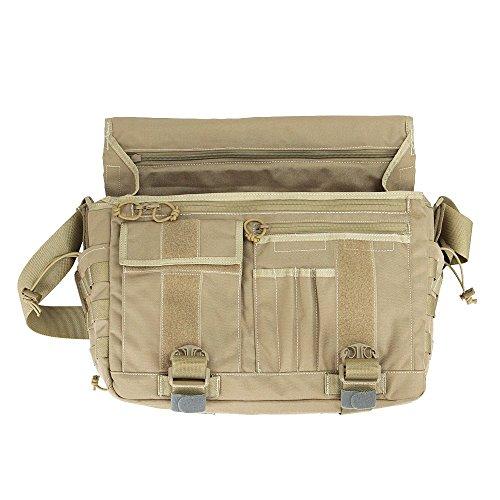 vanquest envoy 3 0 messenger bag multicam black misc
