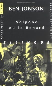 Volpone ou le Renard par Jonson