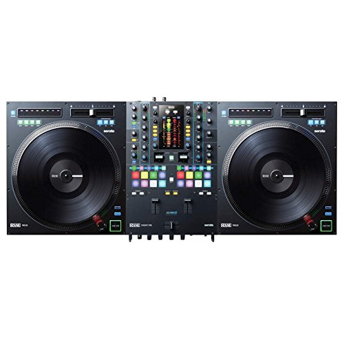 - Rane SEVENTY TWO 2-Deck Mixer & Rane TWELVE Motorized 12