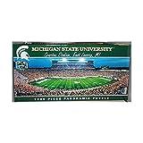 Michigan State Spartans Masterpiece Panoramic Stadium Puzzle (1000-Piece)