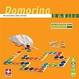 Bamboo Collection Domino Game, Domorino