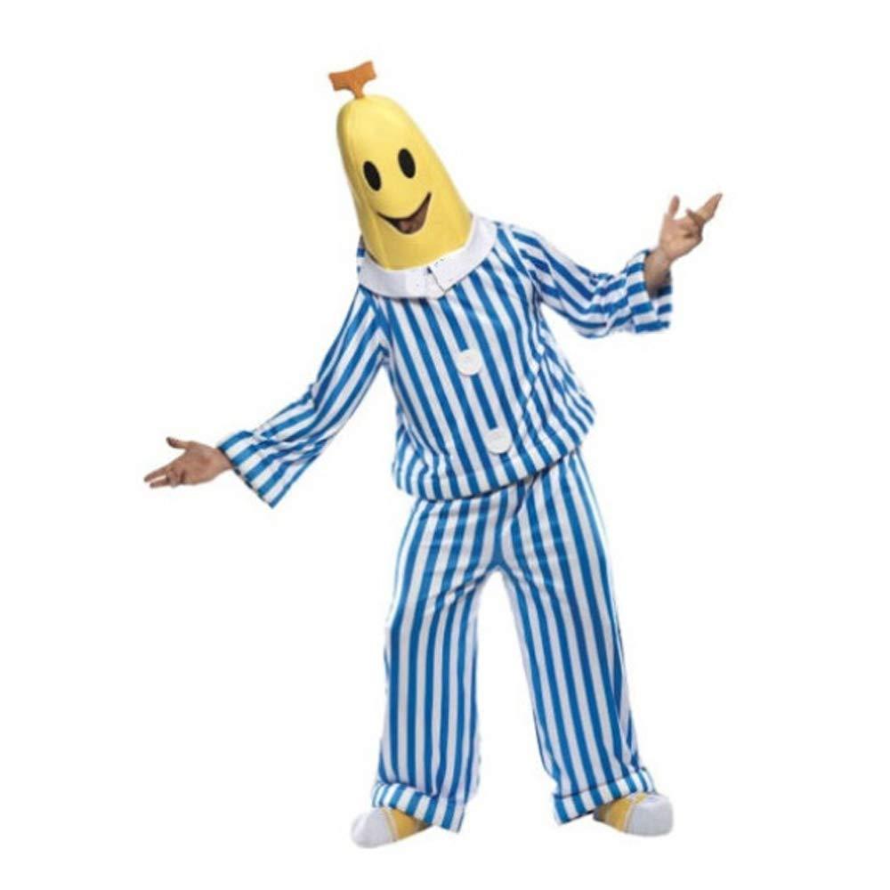 ZSTY Cosplay, Disfraz de Halloween Halloween Plátano a Rayas ...