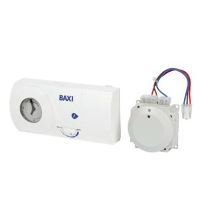 Baxi Solo canal inalámbrico programable termostato de habitación ...