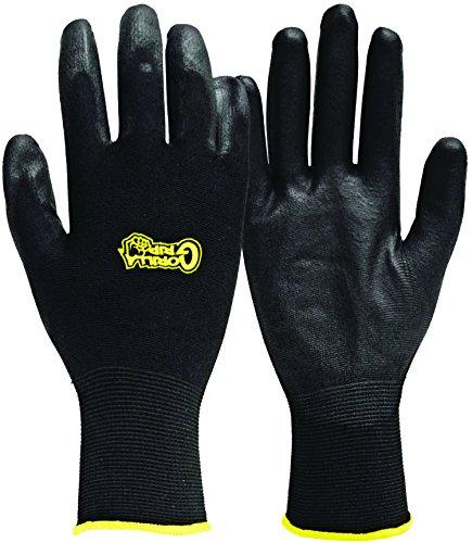 Big Time Products Grease Monkey Gorilla Grip Gloves (Medium) (Gorilla Gloves)