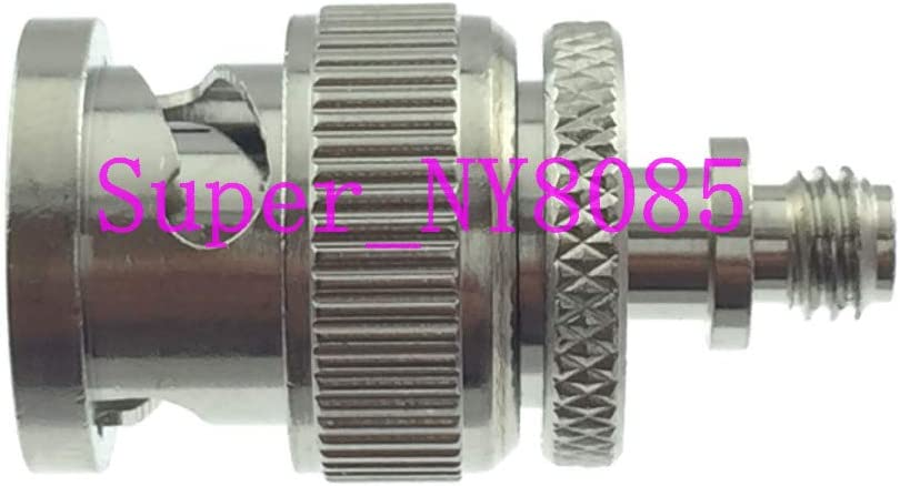 1pce Adapter BNC Q9 Male to L5 Microdot 10-32UNF Female RF COAXIAL Connector