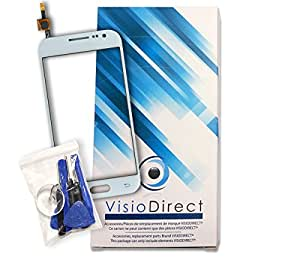 Pantalla táctil de cristal para Samsung Galaxy Core prime, VE G361F Visiodirect-kit de herramientas