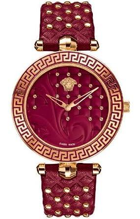 31e22c275e07 Montre Versace pour Femme VK705 0013  Amazon.fr  Montres