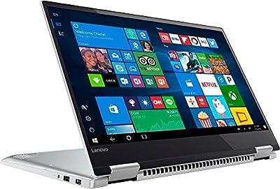 "2018 Lenovo Yoga 2-in-1 Ultrabook Flagship 13.3"" FHD Touchscreen Backlit Keyboard Laptop | 8th Gen Intel i5-8250U Quad-Core | 8G | 256G SSD | Fingerprint Reader | Built Windows Ink | Windows 10 by Lenovo"