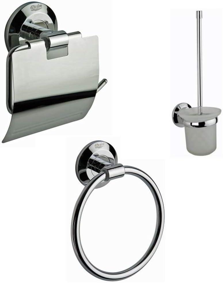 WLA Kreative Toilettenpapierhalter Handtuchhalter Simulation Hund Badezimmer-Rollenhalter