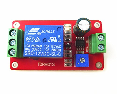 GERI Relay Module Delay Switch product image