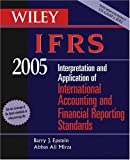 Wiley IFRS 2005, Barry J. Epstein and Peter Walton, 0471668370