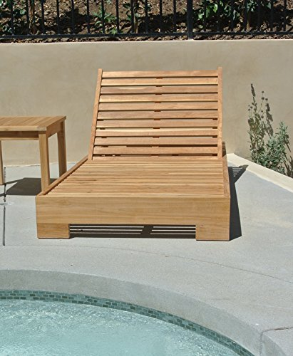 Willow creek designs 4 piece pacific outdoor teak lounger for Willow creek designs