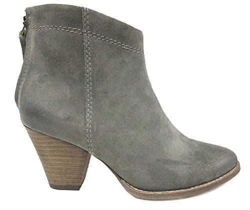 Splendid Women's Spl-Ryebrook Ankle Bootie, Smoke, 7 M US