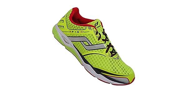 Intersport Pro Touch Zapatillas de Run Preston 1.0 m – Amarillo/Rojo/Negro Talla:43 EU: Amazon.es: Deportes y aire libre