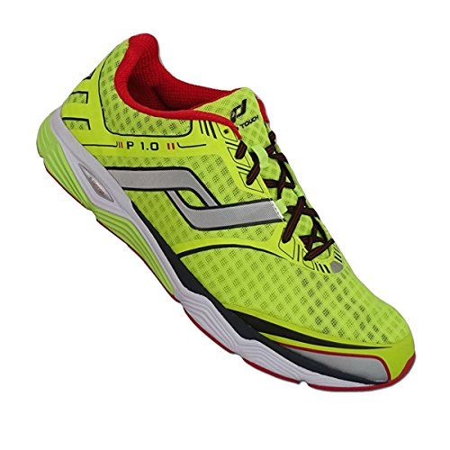 negro nbsp;– De Pro Touch Zapatillas Run nbsp;amarillo nbsp;m rojo 1 Preston 0 qq8EPr