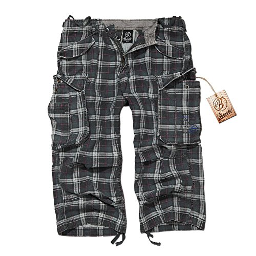 2003 Pantalon Industry Brandit Darkgrey 3 purple 4 B 8S5ggqxwT