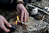 The Friendly Swede Magnesium Fire Starter - 3 Pack