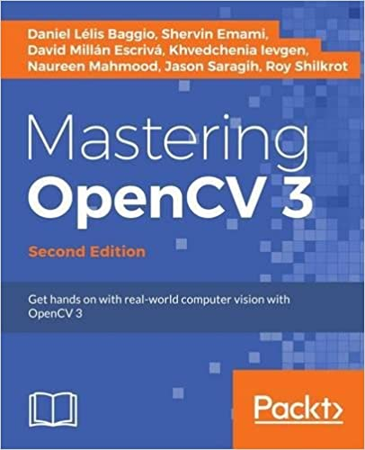 Mastering OpenCV 3 - Second Edition