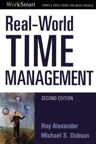 Real-World Time Management (Worksmart)
