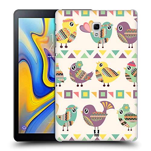 ock Bird Patterns Series 2 Hard Back Case for Samsung Galaxy Tab A 10.5 (2018) ()