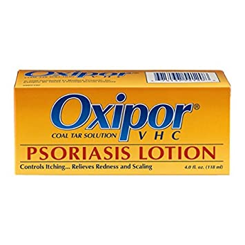 2 Pack - Oxipor VHC Psoriasis Lotion 1.90 oz Pittsburgh Steelers Lip Balm 2pk