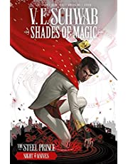Night of Knives: Shades of Magic: The Steel Prince Vol. 2
