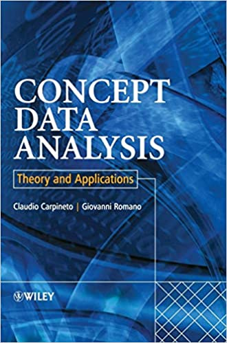 Concept Data Analysis.Theory and Applications