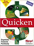 """Software : Quicken 6.0 Includes 5.25"""" and 3.5"""" Diskettes"""