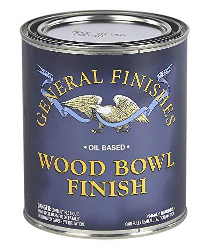 T Wood Bowl Finish 1 Quart ()