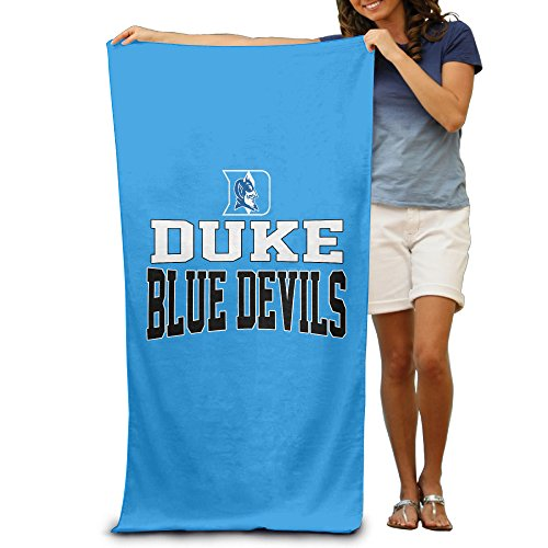 "Duke Blue Devils Basketball Logo 31.5""51""Pool Beach Towel"