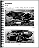 Hesston 1110 Mower Conditioner Operators Manual