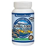 Advanced Omega krill 1000mg 60caps
