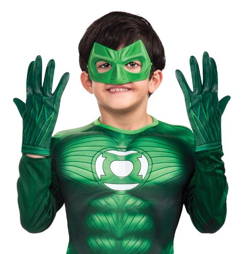 Rubie'S Green Lantern Gloves