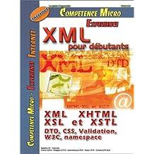 XML POUR DBUTANTS