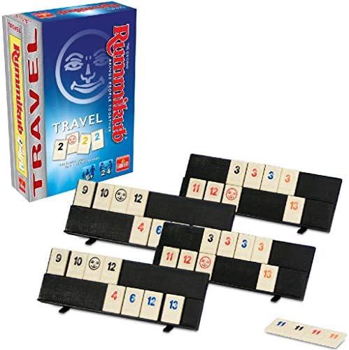 Goliath - Rummikub Original, Juego de Viaje (50290): Amazon.es: Juguetes y juegos