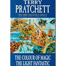 The First Discworld Novels: The Colour of Magic and The Light Fantastic