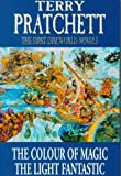 The First Discworld Novels, Terry Pratchett, 0861404211