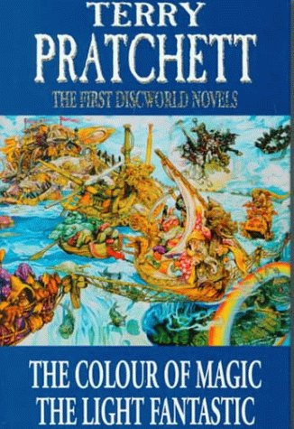 Magic Colour - The First Discworld Novels: The Colour of Magic and The Light Fantastic