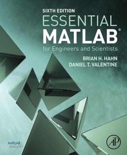 programming matlab for engineers - 9