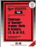 Chairman, Teacher-Trainer, Math and Science, I. S. and Jr. H. S., Rudman, Jack, 0837381797