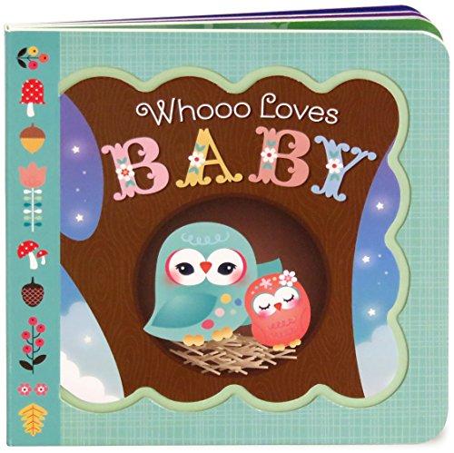 Whooo Loves Baby (Little Bird Greetings)