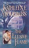 The Elusive Flame, Kathleen E. Woodiwiss, 0380807866
