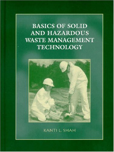 Disposal Waste Solid (Basics of Solid and Hazardous Waste Management Technology)