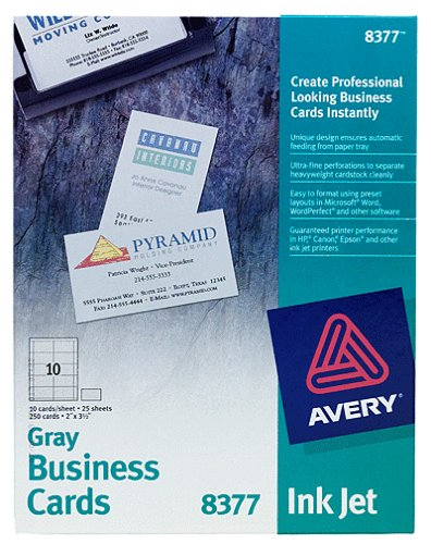 Business Cards Size With Bleed