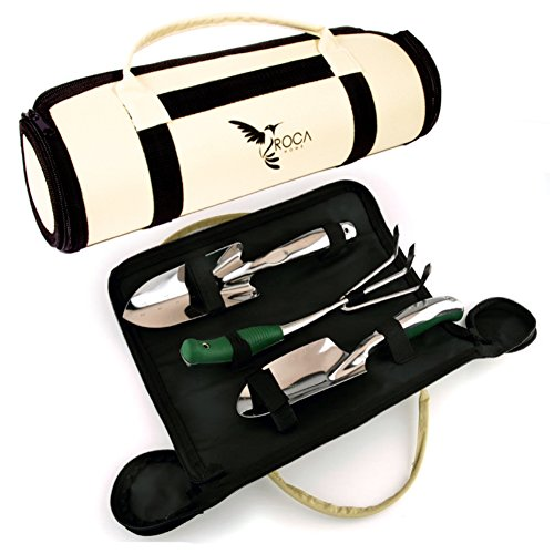 Superior Garden Tools Set by ROCA Home