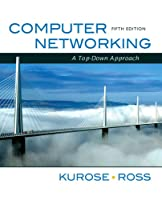 Computer Networking: A Top-Down Approach, 5th Edition Front Cover