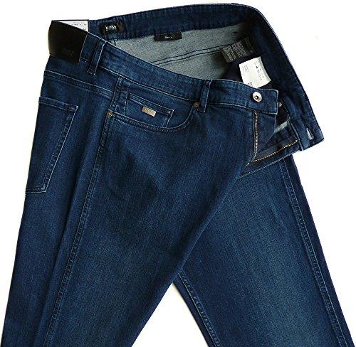 HUGO BOSS Stretch-Jeans W42/L34 DELAWARE3, 50302683, SLIM FIT