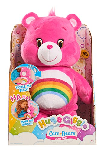 - Care Bears Hug & Giggle Feature Cheer Plush